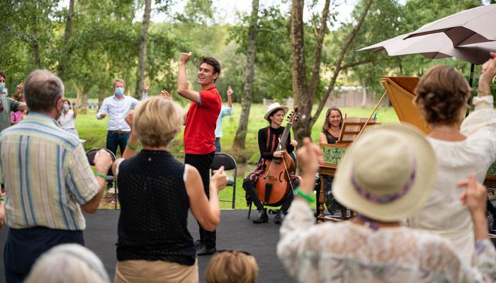 Festival 2020 Jardins William Christie5044 Julien Gazeau