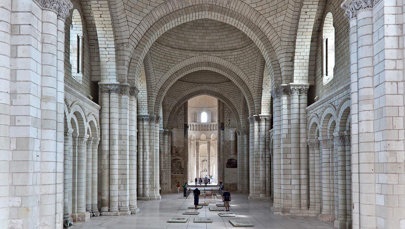 Abbaye Fontevraud
