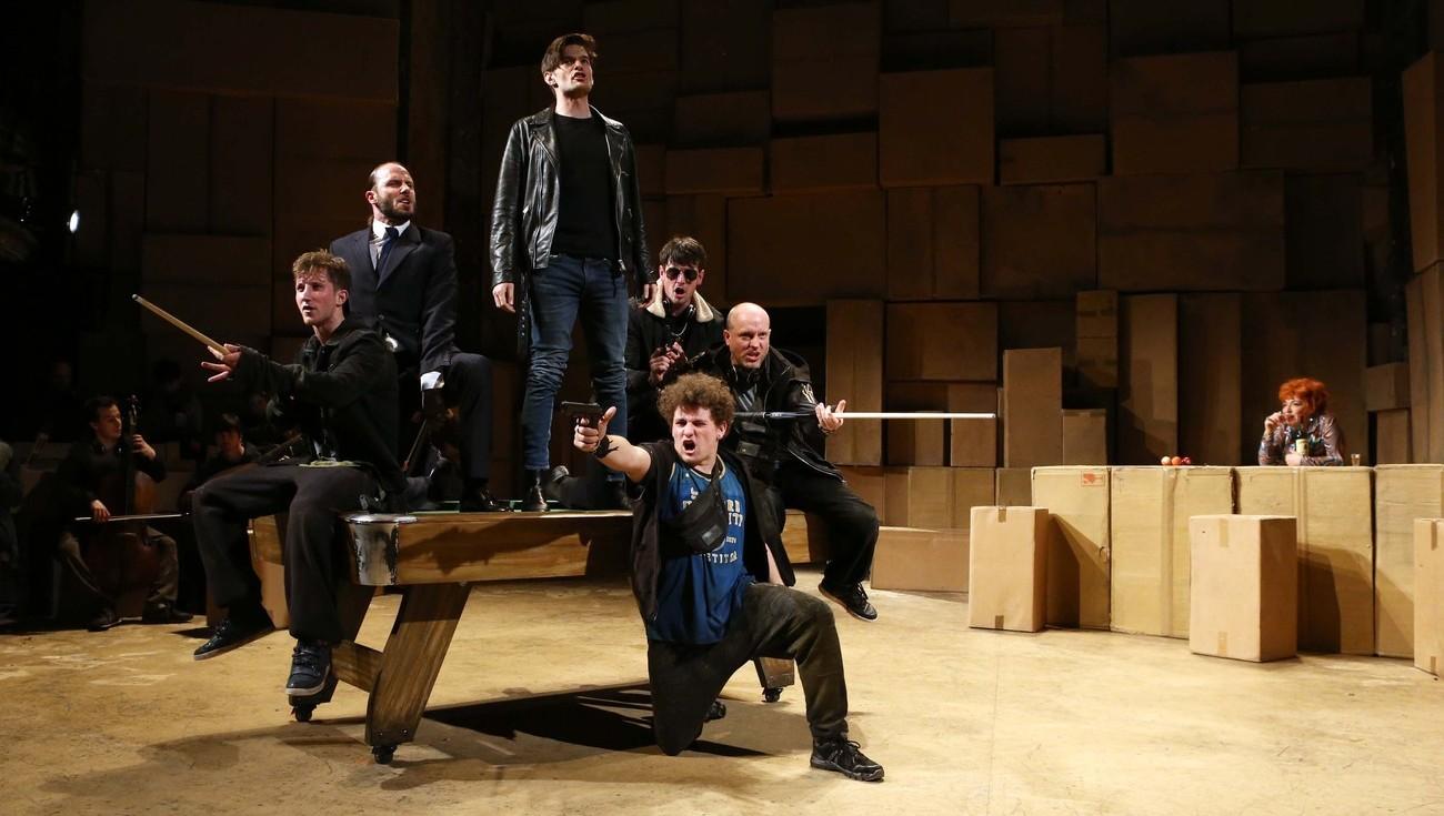 The Beggar-s Opera Bouffes du Nord Les Arts Florissants 2018 BER18041859 Patrick Berger header