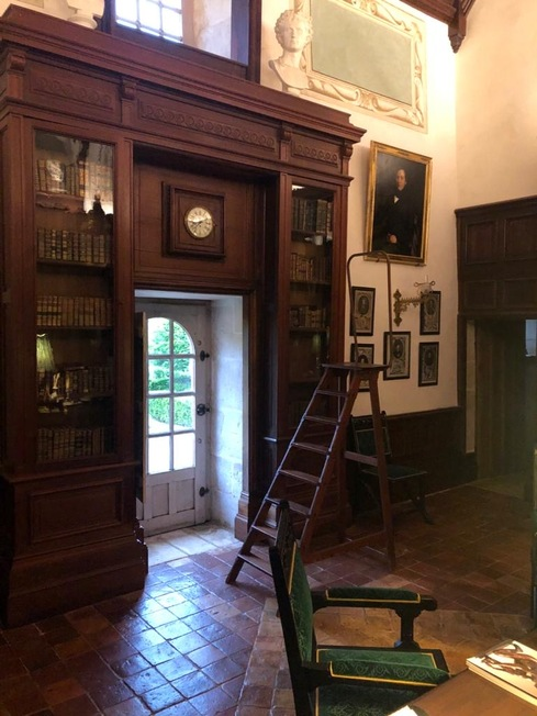 Bâtiment - bibliothèque @ William Christie076c70bb-84b3-4ebe-ad68-ef8a6740099f