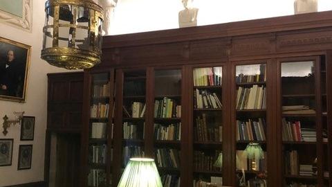Bâtiment - bibliothèque @ William Christie6d6de990-c9a9-4c25-8563-ea542c494e49