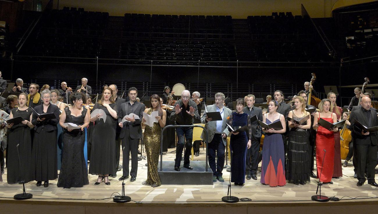 Philharmonie Paris Ouverture P Gely