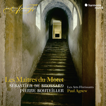 CD Cover MAITRES MOTET Paul AGNEW Web