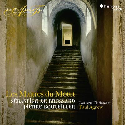 CD Cover MAITRES MOTET Paul AGNEW Web