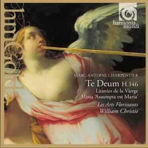 CD Te Deum Charpentier Harmonia Mundi