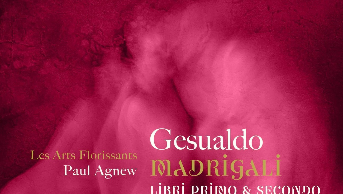 Gesualdo Paul Agnew Harmonia Mundi 8905307 08 12x12