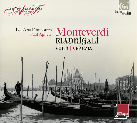 Venezia CD couverture