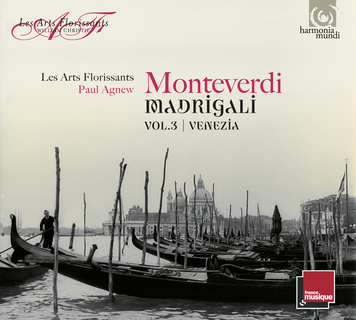 CD Monteverdi Madrigali, Vol.3 <em>Venezia</em>