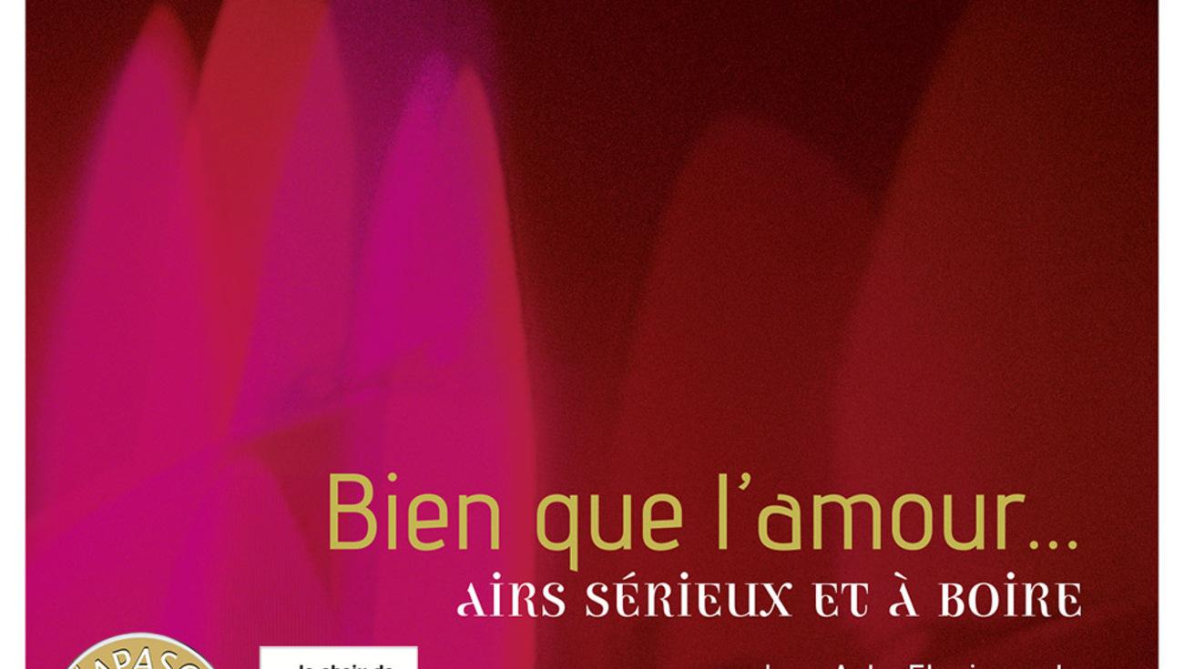 CD Bien Que L Amour Cover