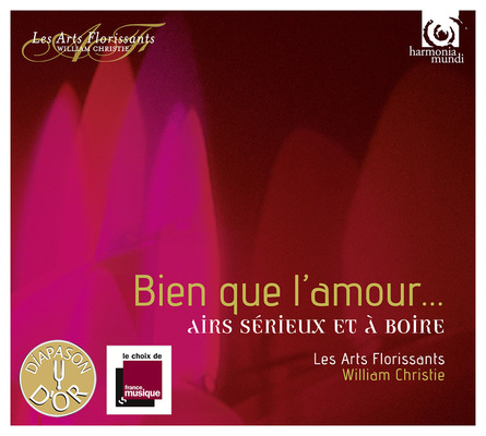 CD Bien Que L Amour Cover