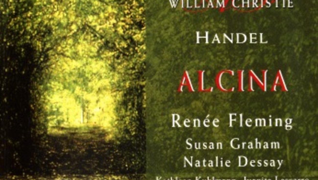alcina dessay dvd This item:handel: alcina (aix en provence)(2dvd) dvd $2077  have william  christie's 3-cd set with renée fleming, susan graham and natalie dessay.