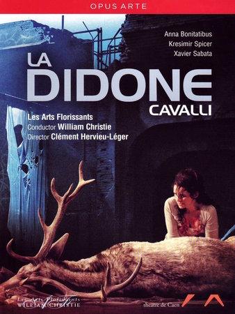 La Didone Cavalli Dvd
