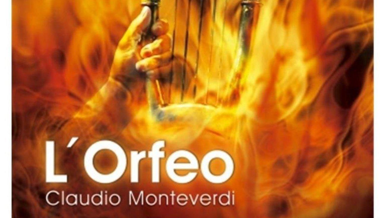 Orfeo Monteverdi Dvd