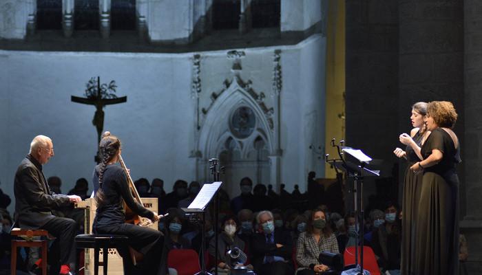 DSC5210 W Christie Les Arts Florissants Couperin2 Fest Amb 26092020 Bertrand PICHENE CCR Ambronay