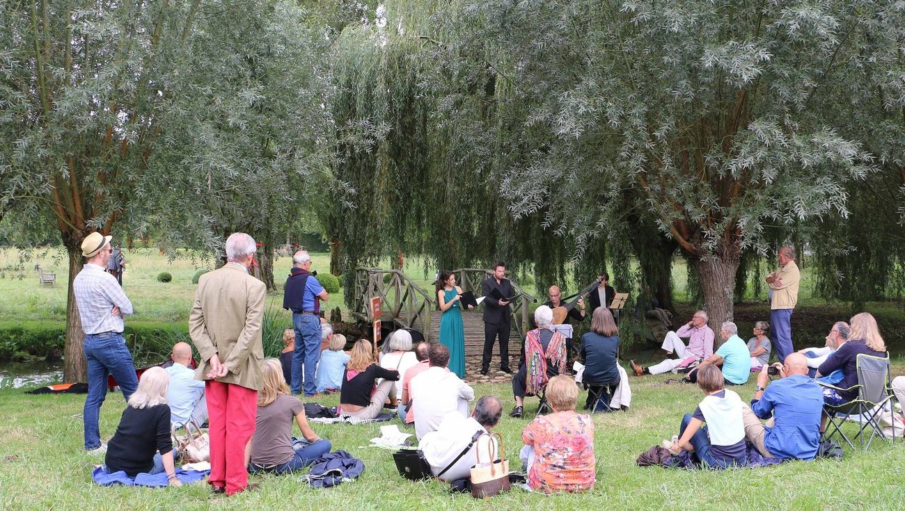 Agenda festival dans les jardins de william christie 2016 for Festival des jardins 2016