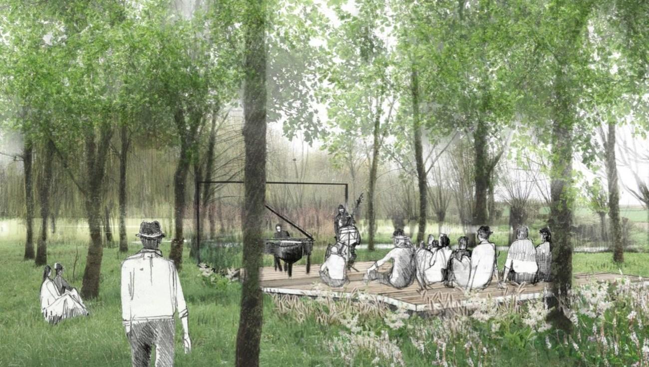 Jardin Ephemere 2016 Atelier Gama Bd