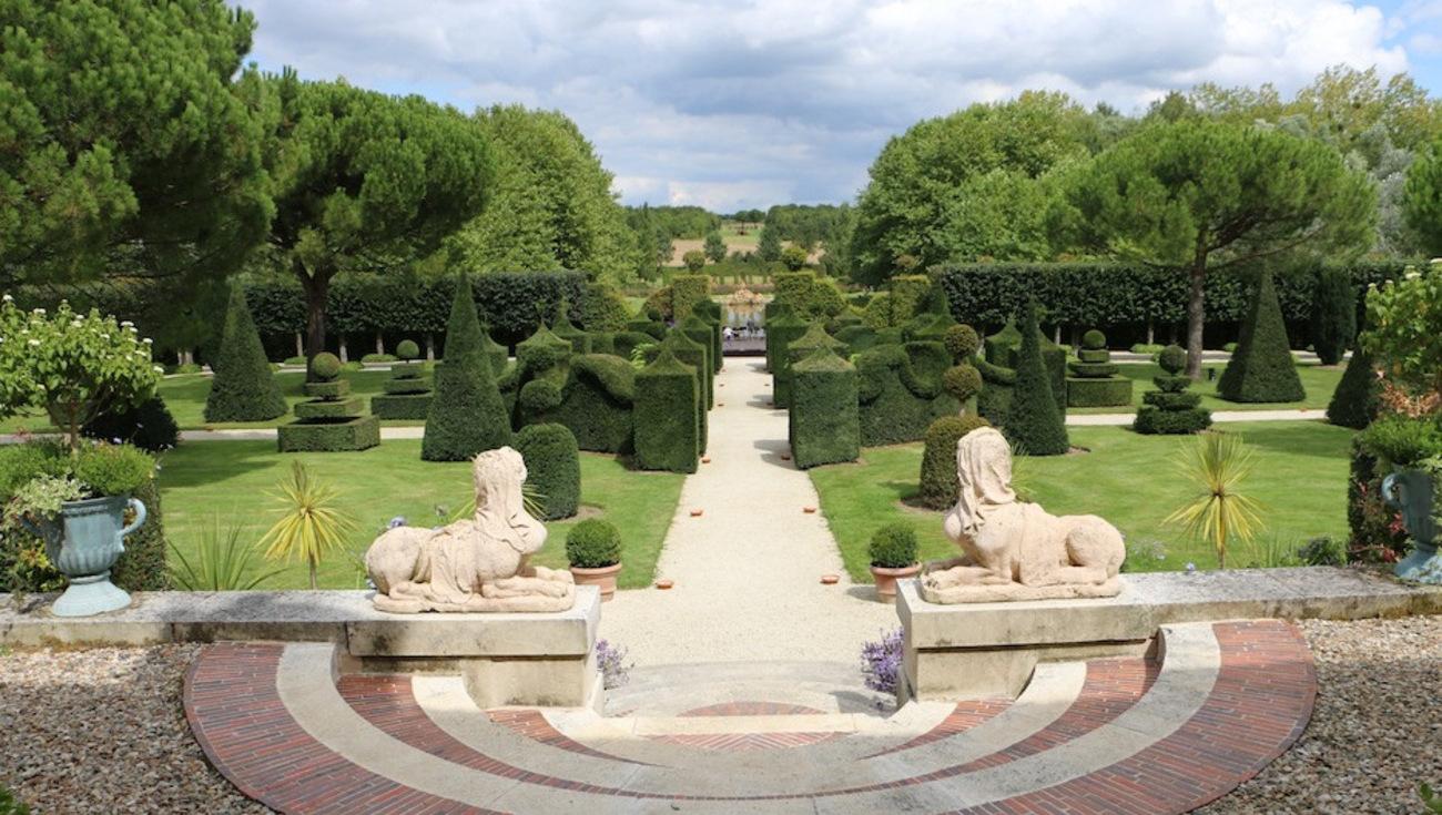 News video guided tour of william christie 39 s gardens - Festival dans les jardins de william christie ...