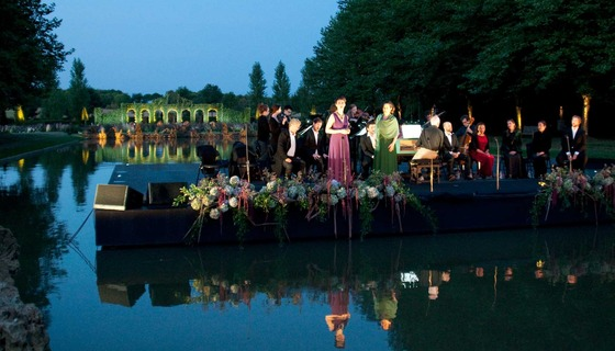 Festival <em>Dans les Jardins de William Christie</em><em><br /></em>