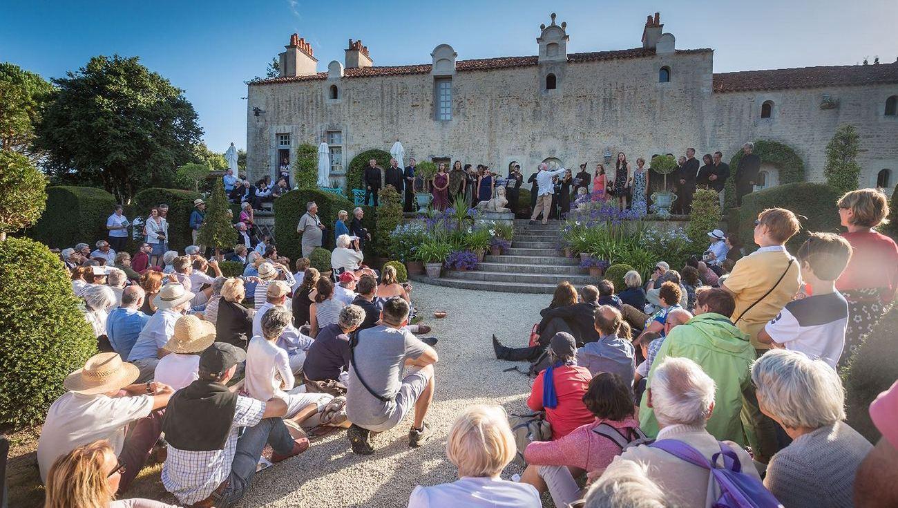 Actualit s dans les jardins de william christie un - Festival dans les jardins de william christie ...
