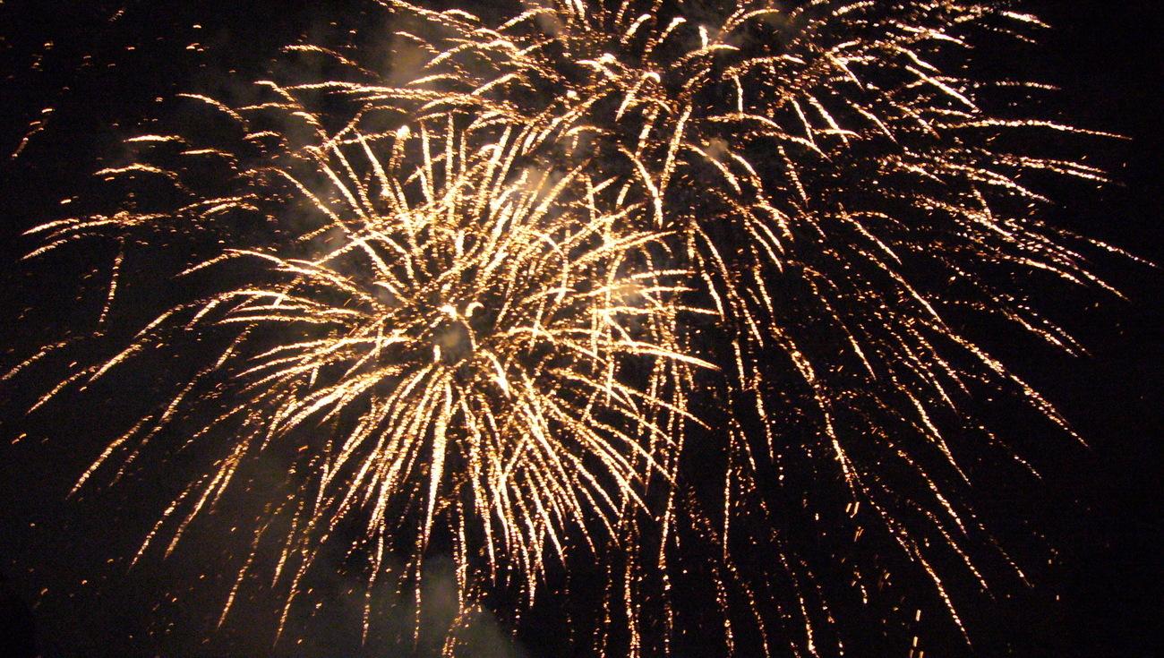 firework-gold