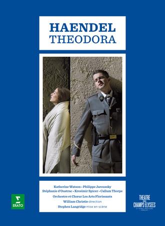 Haendel Theodora Cover