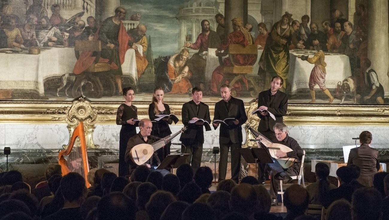 Concert Magrigaux Livre 6 Versailles