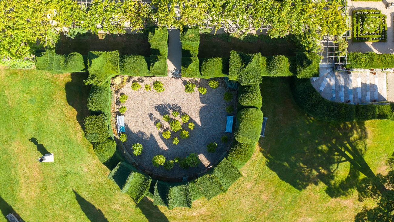 2020 Jardins William Christie Drone 0059 Julien Gazeau