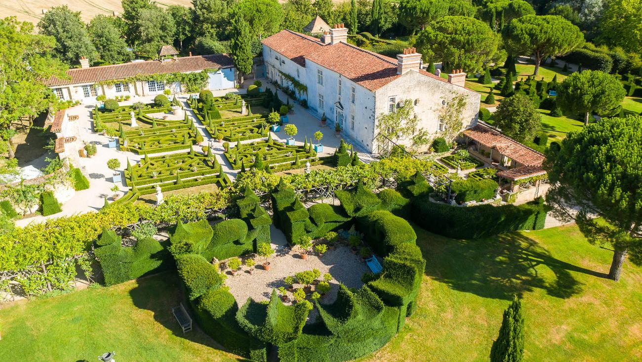 2020 Jardins William Christie Drone 0061 Julien Gazeau