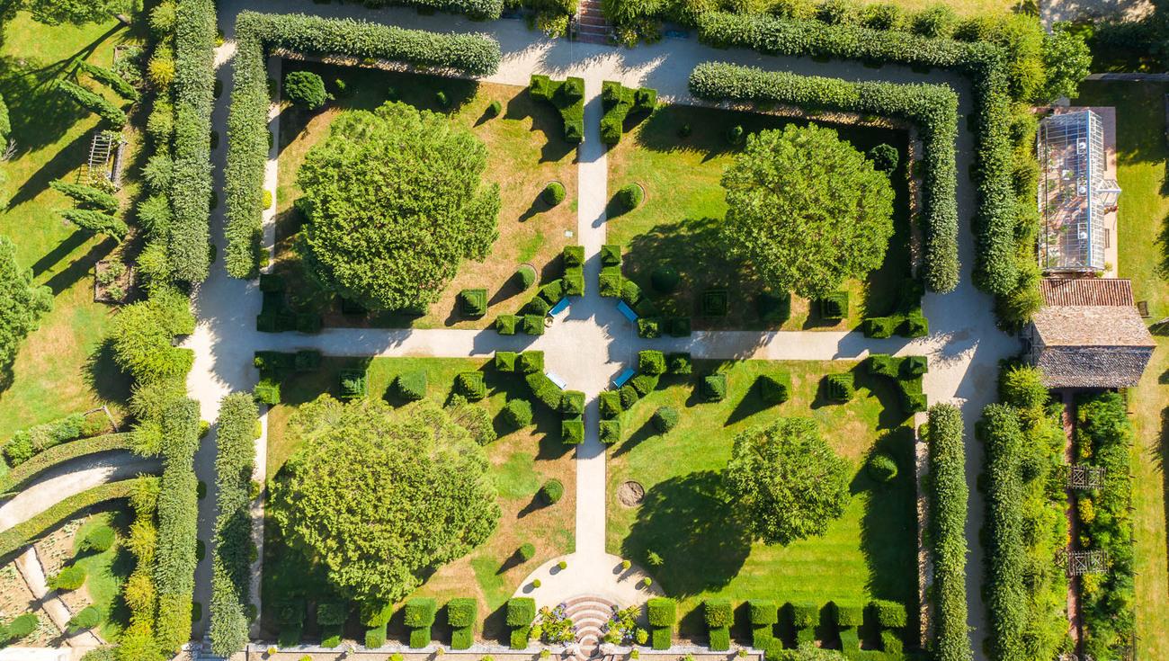 2020 Jardins William Christie Drone 0156 Julien Gazeau