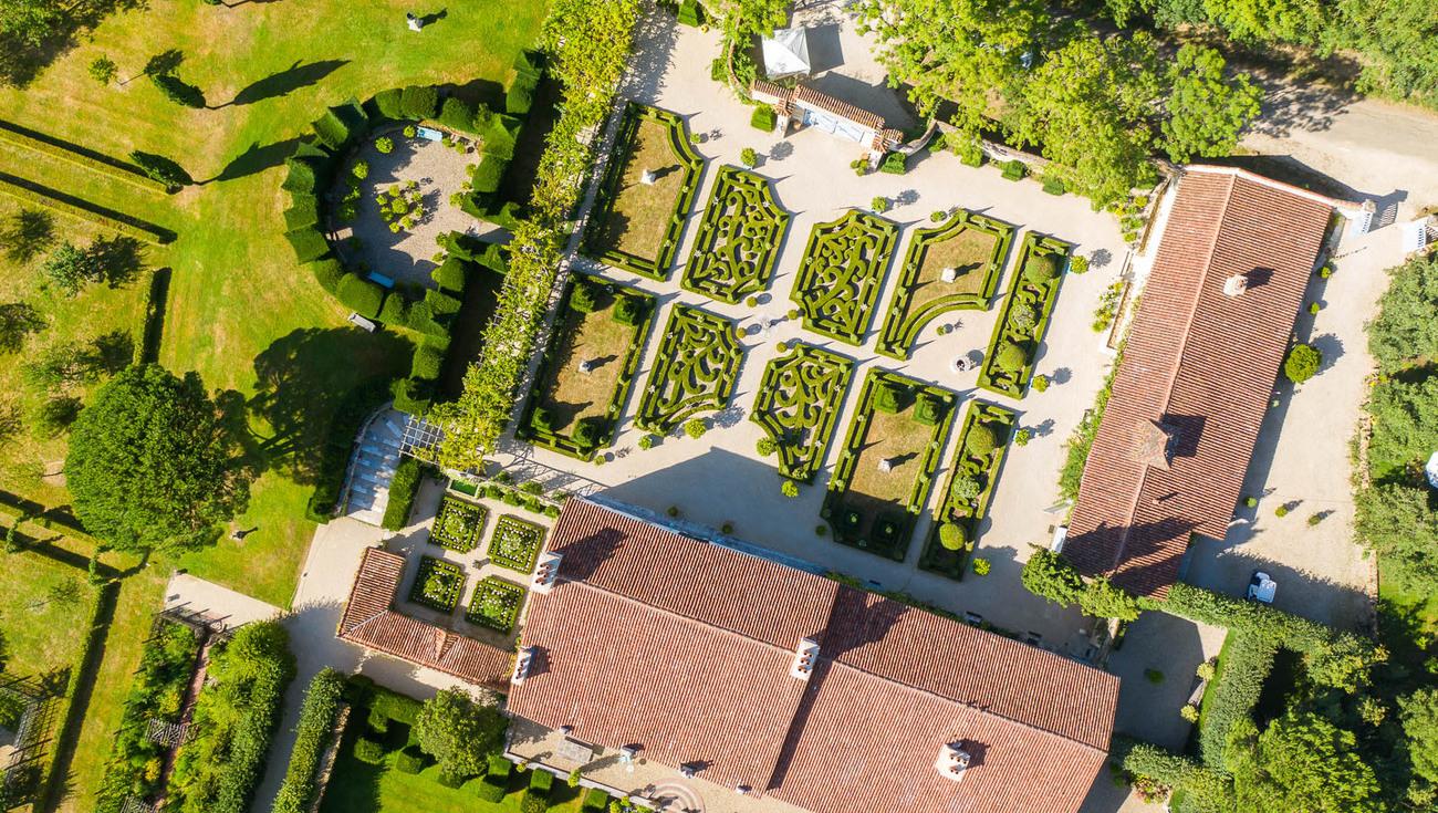 2020 Jardins William Christie Drone 0160 Julien Gazeau
