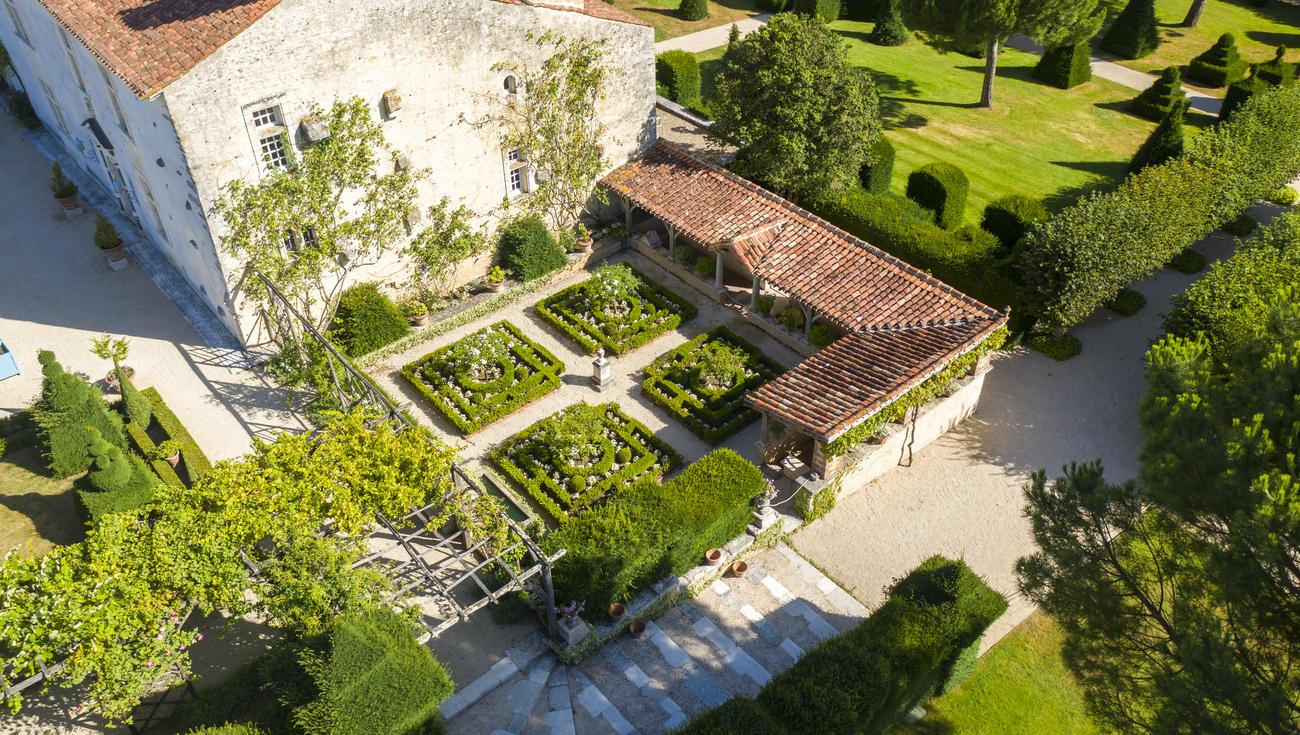 2020 Jardins William Christie Drone 0168 Julien Gazeau