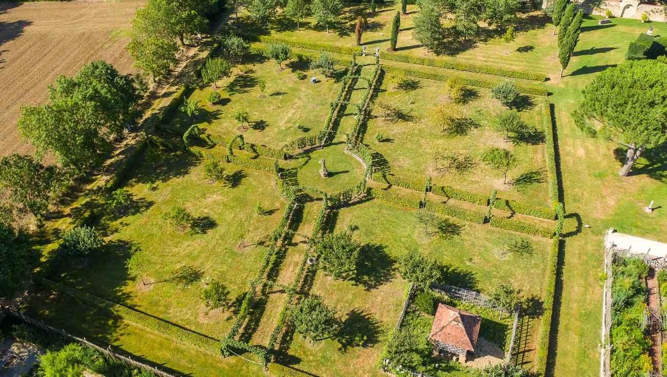 2020 Jardins William Christie Drone 0229 Julien Gazeau
