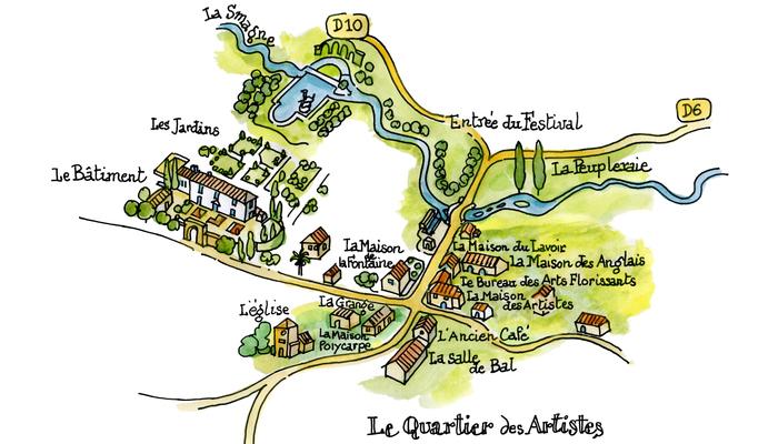 Village Des Artistes