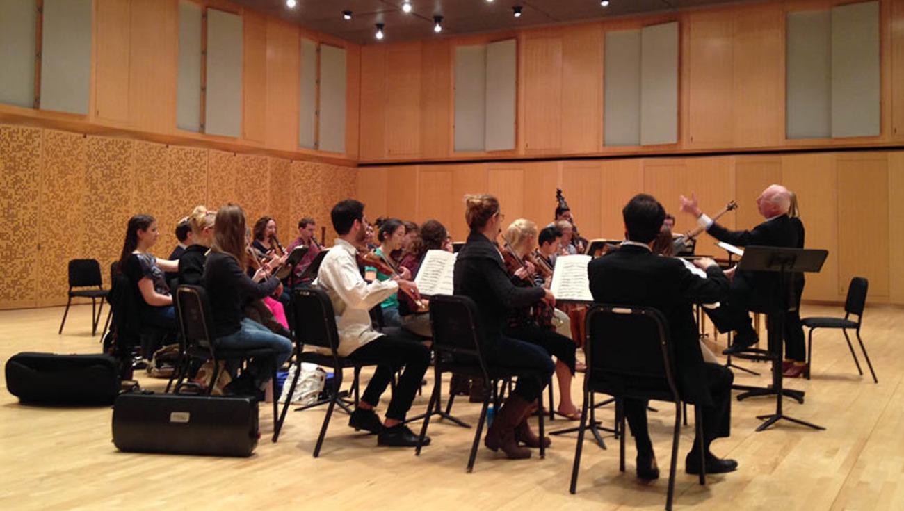 juilliard rehearsal dec 2014 - m batier