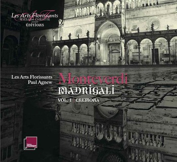 CD Monteverdi Madrigali, Vol.1 <em>Cremona</em>