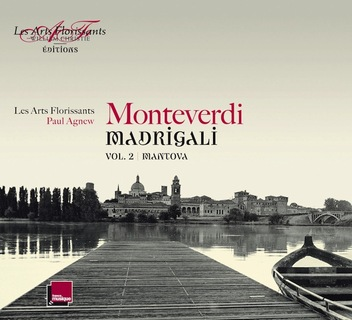 Sortie du CD Monteverdi Madrigali, Vol.2 Mantova