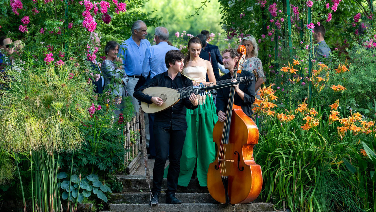 Les Arts Florissants Gala Giverny 2019 D5A1050 Luc Castel Luc Castel-header