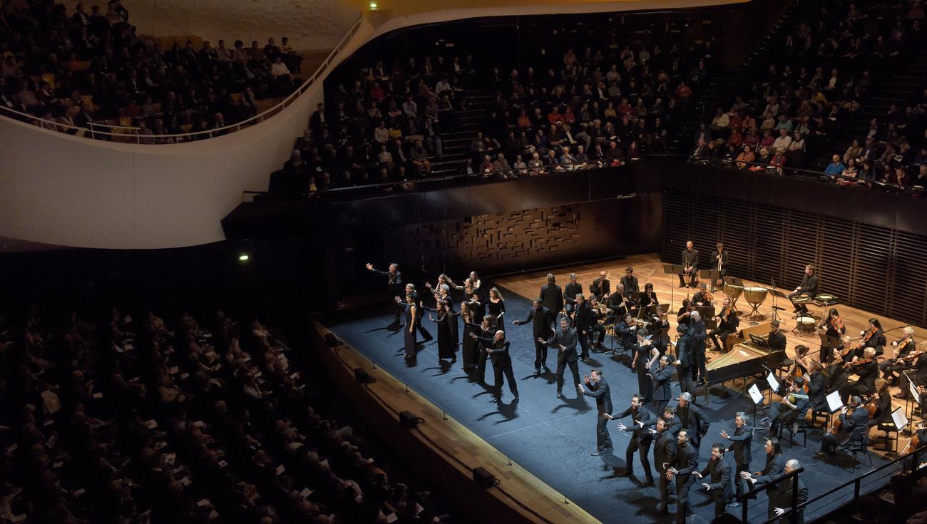 Les Arts Florissants - Philharmonie de Paris © Pascal Gély 011pg20151204 2