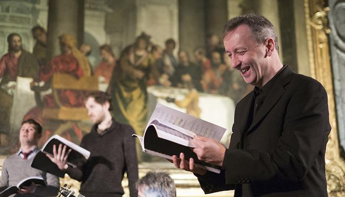 Paul Agnew madrigaux livre VI repetition - header