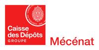 LOGO Caisse depots MECENAT POS RVB