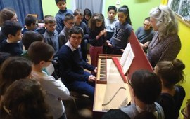 Atelier Pedagogique Arts Florissants Vendee 2018 02 19 Chantonnay 05 Hugues Roger