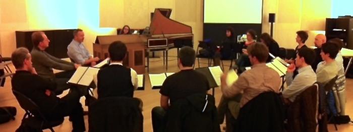 Chantons Baroque Philharmonie Paris R Dale