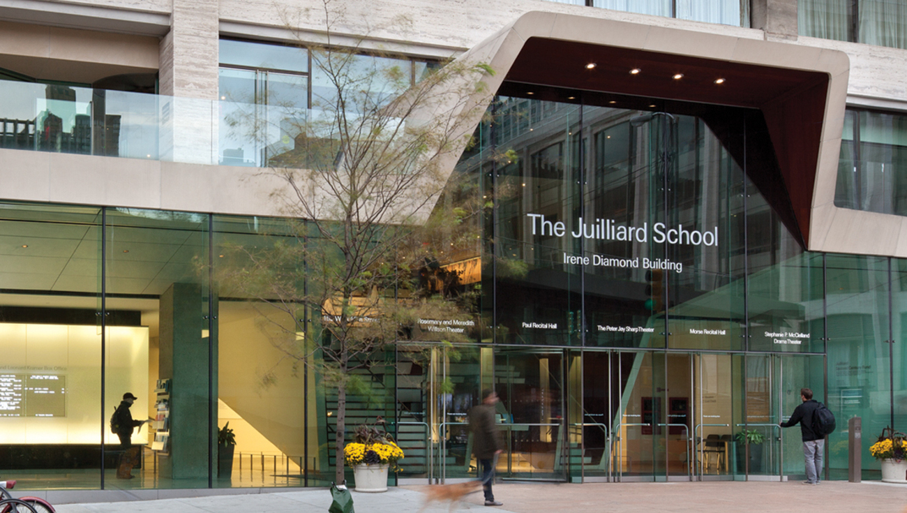Juilliard School-header