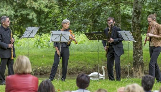 Les arts florissants - Festival dans les jardins de william christie ...