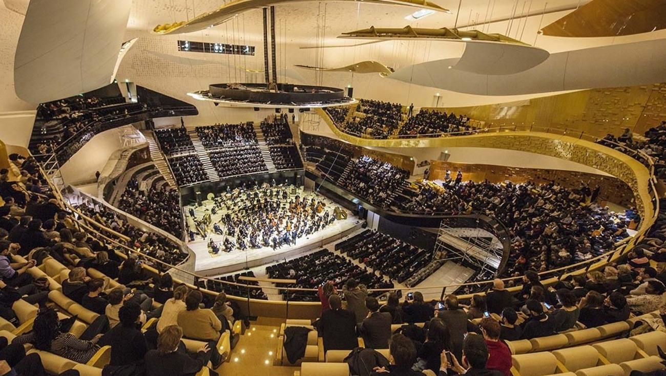 philarmonie 1re repetition orchparis 12 01 2015 Grande Salle - c beaucardet