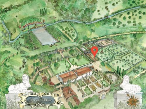 Plan JWC Jardin Americain