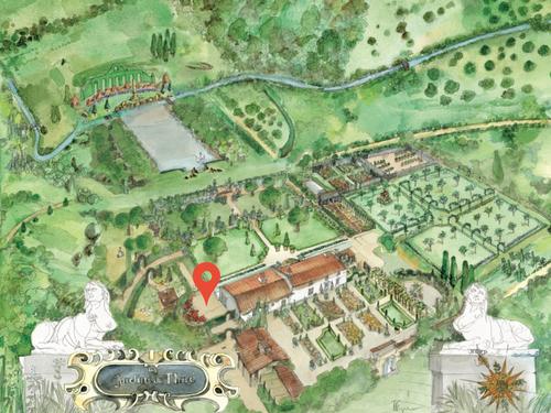 Plan JWC Jardin Rouge