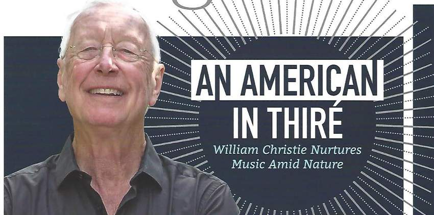 Early Music America William Christie