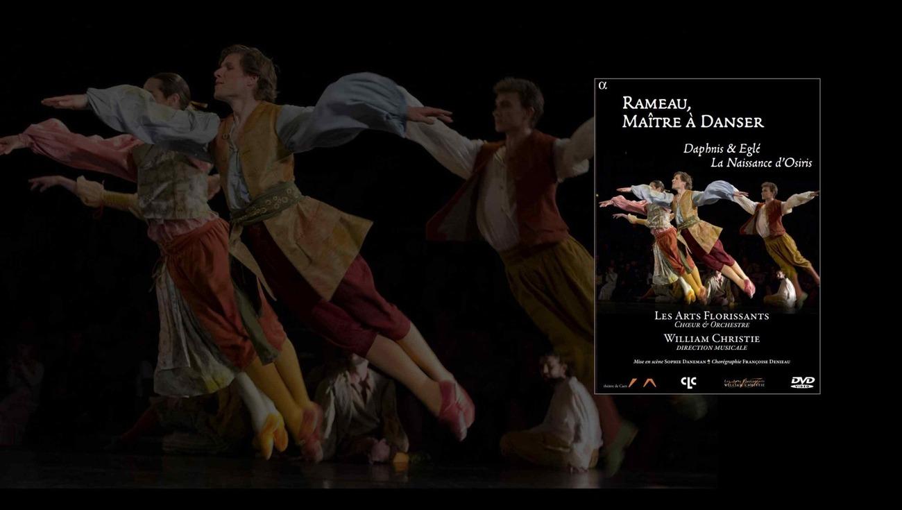 Dvd Rameau Maitre A Danser Header