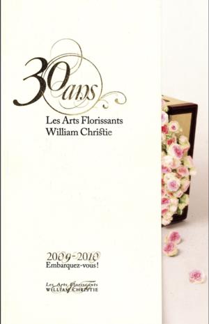 Livre 30 ans